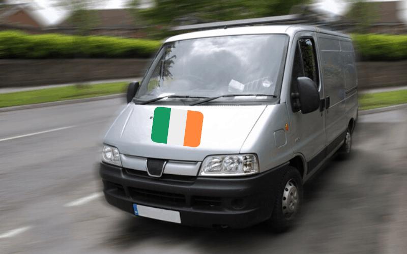 Company car benefit in kind ireland