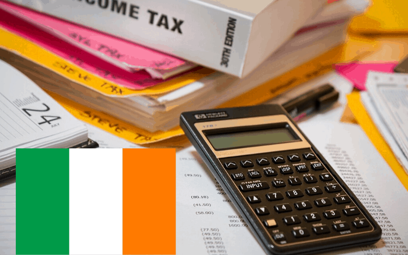 tax for companies in Ireland